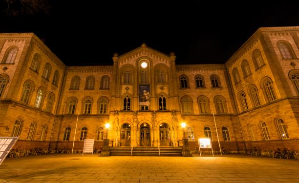 Auditorium Nacht